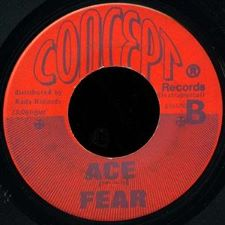 Fear -- Wildwoodin' / Ace -7