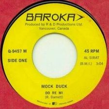 Mock Duck -- Do Re Mi / Playing Games - 7
