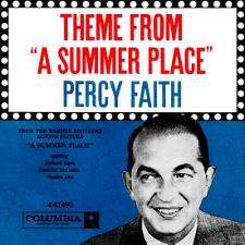 Percy Faith and His Orchestra -- Theme from A Summer Place / Go-Go-Po-Go - 7