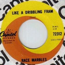 Race Marbles -- Like a Dribbling Fram / Someday (the World Will Be as Lovely as Before) - 7