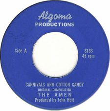 The Amen &middot Carnivals and Cotton Candy  /  Peter Zeus  - 7