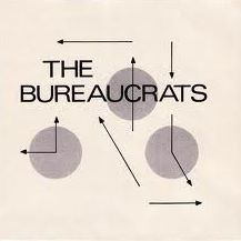 The Bureaucrats -- Feel the Pain / Grown Up Age - 7