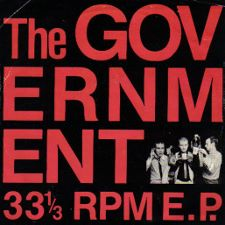 The Government - 33 1/3 EP (Flat Tire + 3) - 7