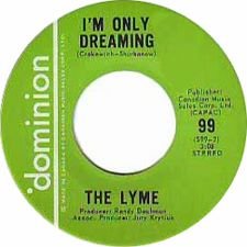 The Lyme &middot Measles / I'm Only Dreaming - 7