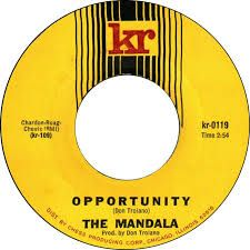 The Mandala -- Opportunity / Lost Love - 7