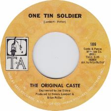The Original Caste -- One Tin Soldier / Highway - 7