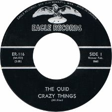 The Quid &middot Crazy Things / Mersey Side - 7