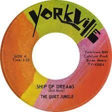 The Quiet Jungle -- Ship of Dreams / Everything - 7