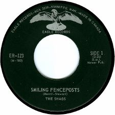 The Shags &middot Smiling Fenceposts / Dr. Feel-Good - 7