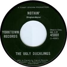 The Ugly Ducklings -- Nothin' / I Can Tell - 7