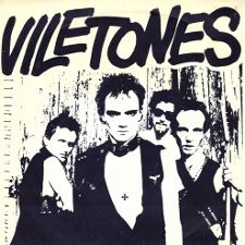 The Viletones -- Screamin' Fist EP - 7